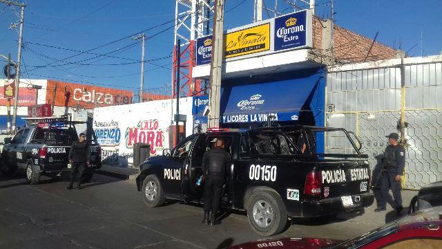 ¡Detuvieron a un asaltante de Guanajuato en Aguascalientes tras atracar una vinatería!