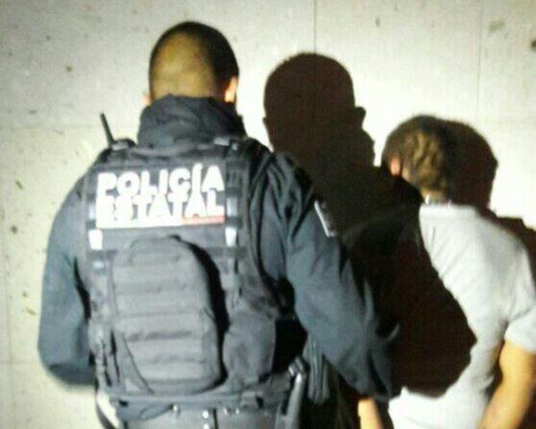 ¡Detuvieron a un robacoches tras una intensa persecución en Aguascalientes!