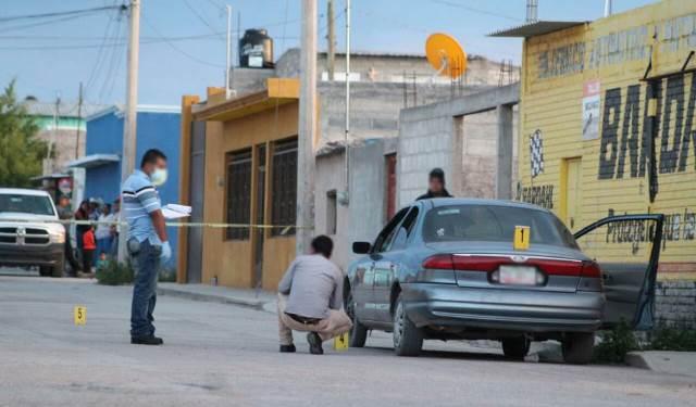 ¡Ejecutaron a una mujer e hirieron a un hombre en Villa de Cos, Zacatecas!