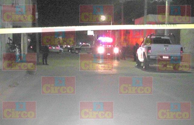 ¡Ejecutaron a un joven e hirieron a otro a balazos en Fresnillo!