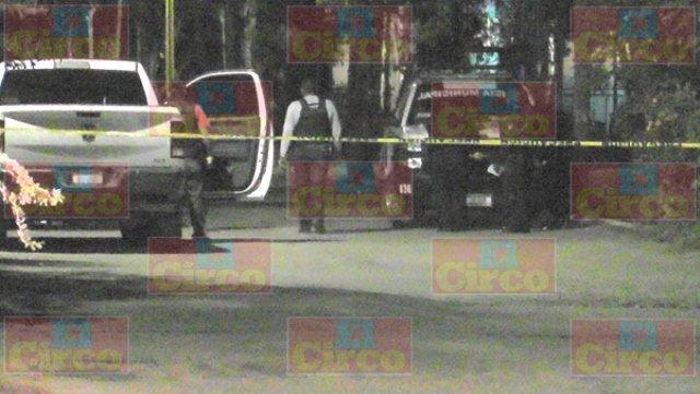 ¡Taxista fue ejecutado de un disparo en la cabeza en Fresnillo!