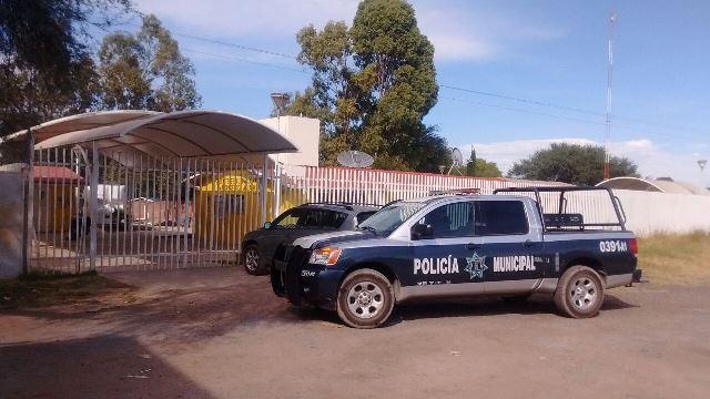 ¡Estudiante de secundaria sufrió un pre infarto en Aguascalientes y fue salvado por policías municipales!