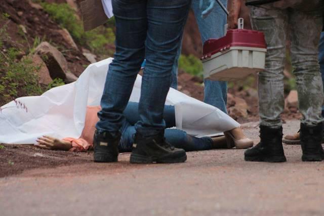 ¡De un balazo en la cabeza ejecutaron a una mujer en Morelos, Zacatecas!