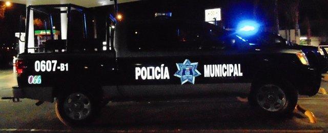 """¡Dos """"cholos"""" asaltaron una gasolinera en Aguascalientes!"""