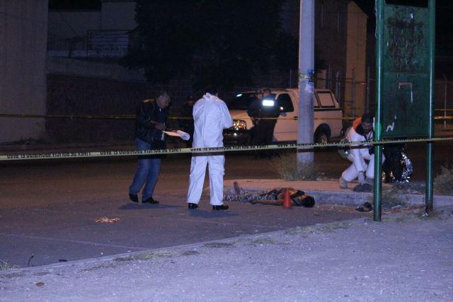 ¡Un adicto a las drogas fue asesinado apuñalado en Aguascalientes!