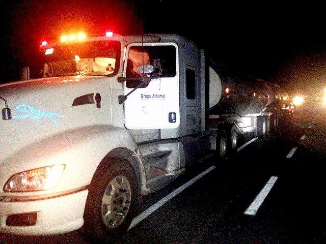¡Policías federales aseguraron 60 mil litros de hidrocarburo en Zacatecas!