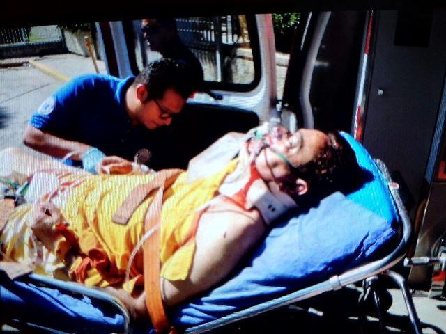 ¡Un hombre intentó suicidarse descerrajándose un balazo en la cabeza en Aguascalientes!
