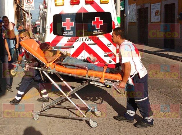 ¡Una joven intentó suicidarse ingiriendo plaguicida en Lagos de Moreno!