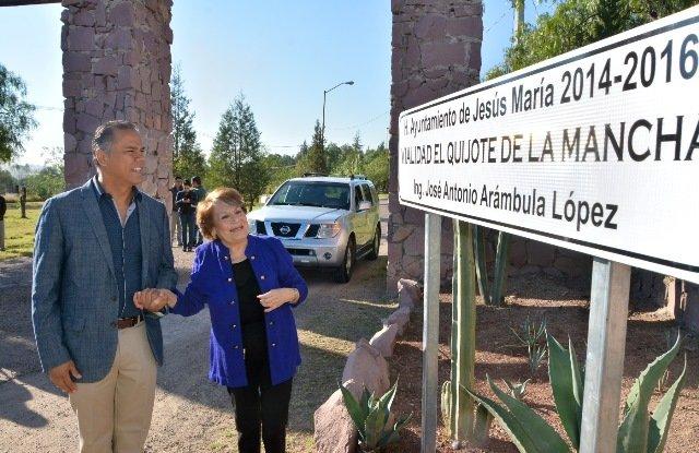 ¡Anuncia municipio de Jesús María cambios de nomenclatura!
