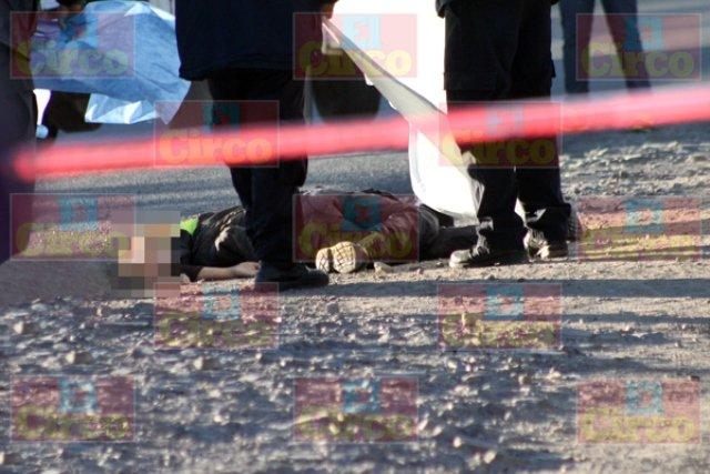 ¡Joven agente de Tránsito Municipal murió atropellada en Lagos de Moreno!