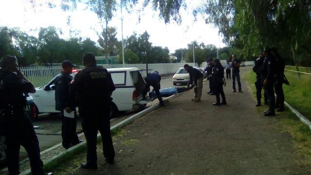 ¡Hombre murió infartado tras sacar a pasear a sus perros en Aguascalientes!