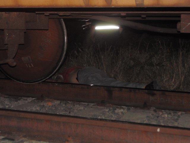 ¡Hombre que bebía en las vías murió atropellado por el tren en Aguascalientes!