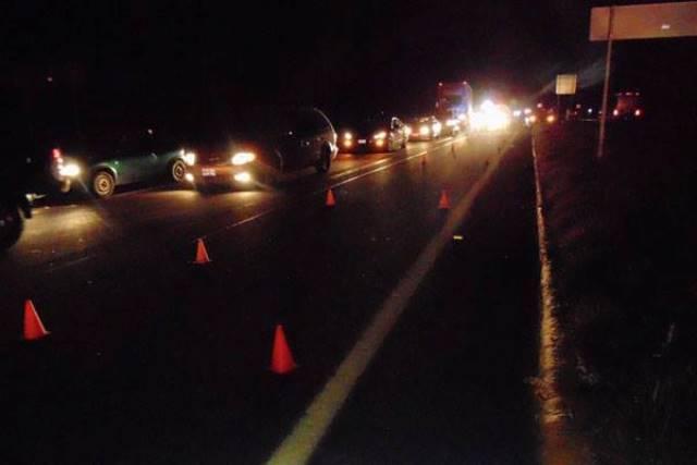 ¡Motociclista murió embestido y destrozado por varios vehículos en Aguascalientes!