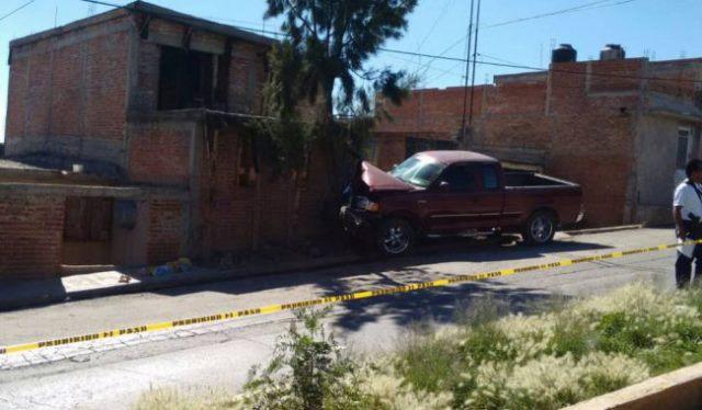 ¡Niña de 4 años de edad murió tras un accidente en Guadalupe, Zacatecas!