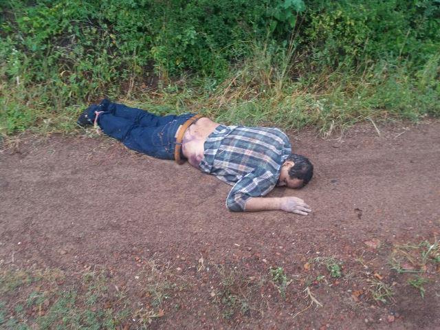 ¡Adicto a las drogas fue torturado y asesinado en Huanusco, Zacatecas!