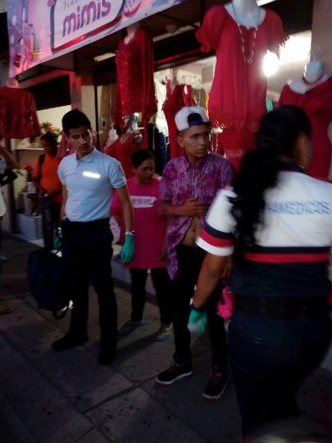 """¡Jovencito fue apuñalado por 2 """"farrucos"""" en Aguascalientes y terminó hospitalizado!"""