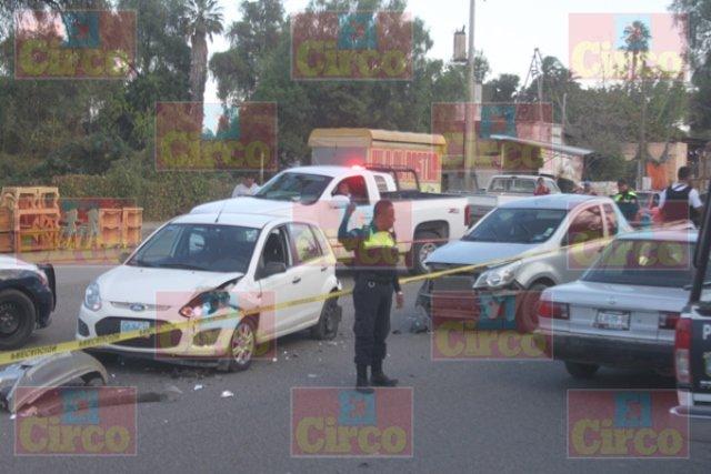 ¡Tras persecución detuvieron a peligroso delincuente en Lagos de Moreno!