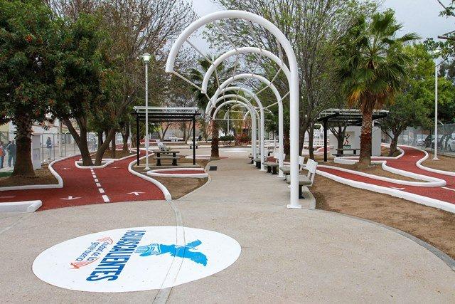 ¡Construirá Gobierno Municipal parque para personas con discapacidad y adultos mayores!