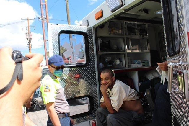 ¡Tremenda riña dejó un apuñalado y varios detenidos en Aguascalientes!