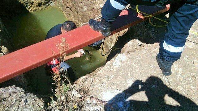 ¡Un hombre murió ahogado en una noria en Genaro Codina, Zacatecas!