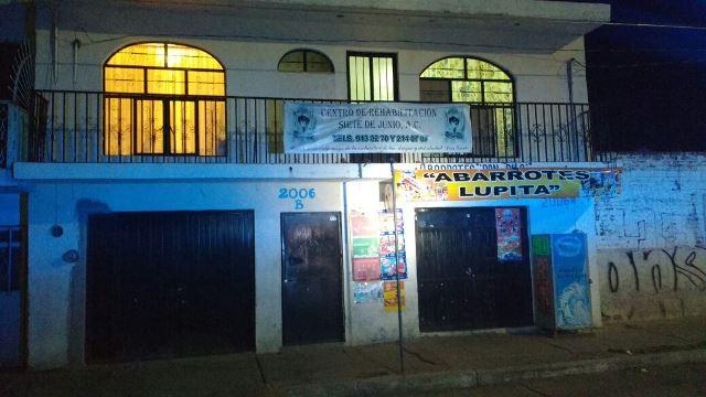 ¡Adicto se suicidó en un centro de rehabilitación en Aguascalientes!