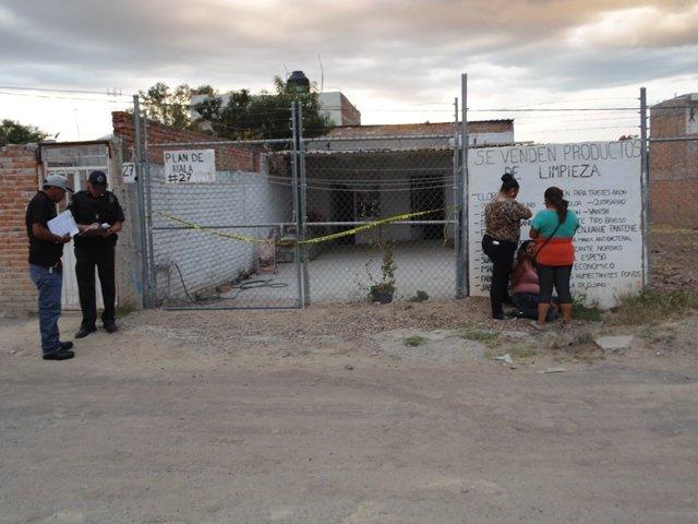 ¡Joven se suicidó en su casa en Aguascalientes ahorcándose con un cable!