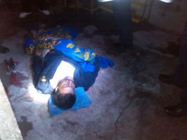 ¡Hombre se suicidó ahorcándose en su casa en Aguascalientes por causas desconocidas!