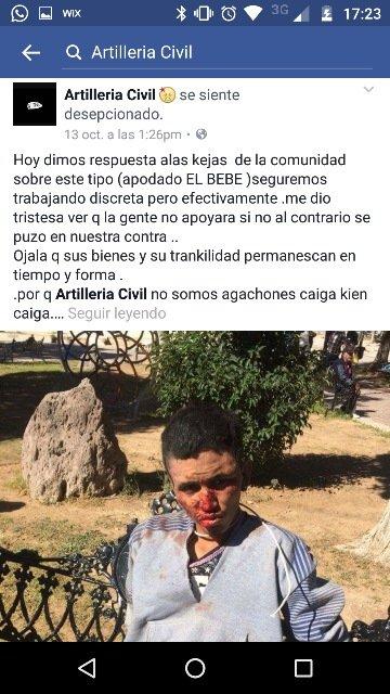 ¡Se organizan ciudadanos en Aguascalientes para detener delincuentes!