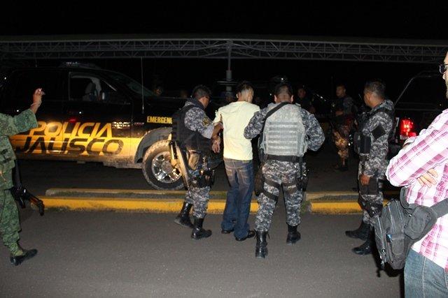 ¡Trasladaron de Aguascalientes a Jalisco a los 2 delincuentes baleados en Encarnación de Díaz!