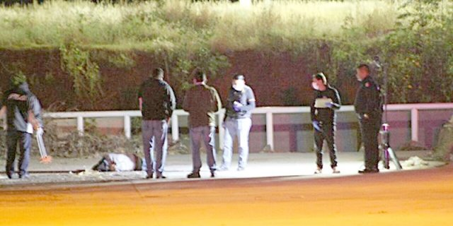 ¡Tiraron el cuerpo de un ejecutado en Guadalupe, Zacatecas!