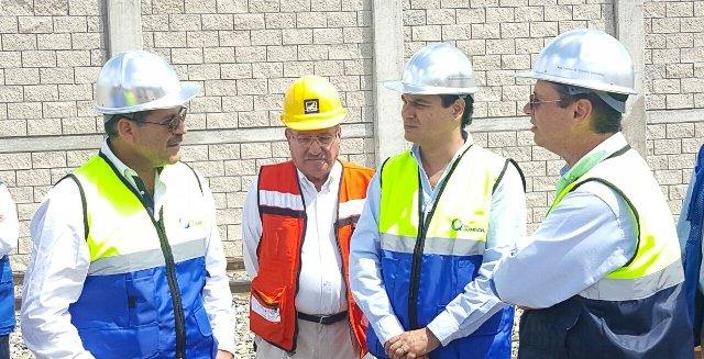 ¡Recorre MOS empresa que ampliará sus instalaciones y generará más empleos para Aguascalientes!