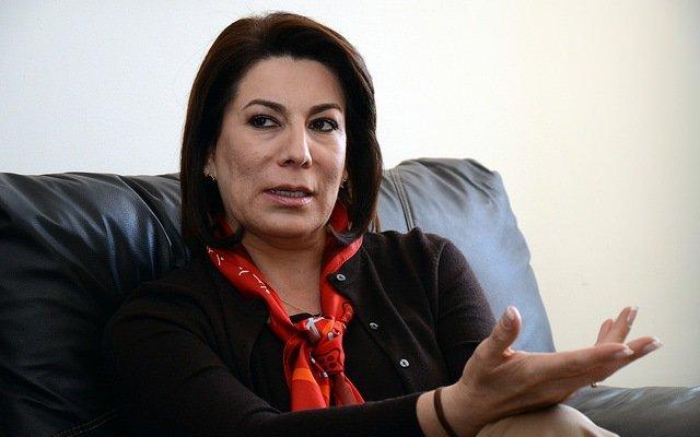 ¡Lorena Martínez reiteró su compromiso con Aguascalientes!