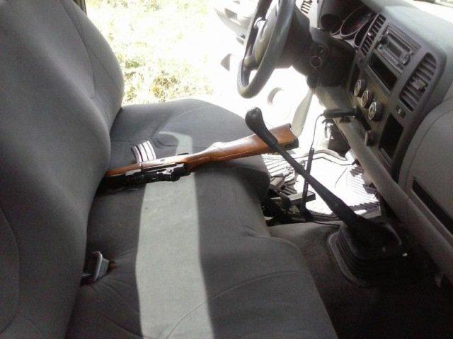 ¡Tras balacera, elementos de la PEP rescataron a 2 personas secuestradas en Zacatecas!