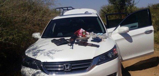 ¡La Policía Estatal Preventiva rescató a hombre privado de su libertad en Pozo de Gamboa!