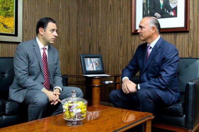 ¡Alejandro Tello y Secretario de Agricultura acuerdan impulsar al campo zacatecano como fuente de empleos y riqueza!