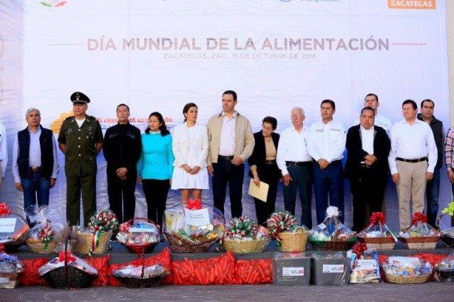 ¡Buscar y generar justicia alimentaria, obligación del gobierno: Alejandro Tello!