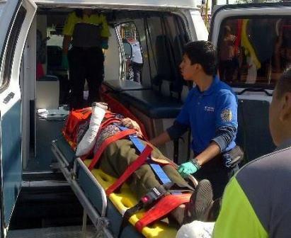 ¡Muere una mujer atropellada por un empleado municipal en Aguascalientes!