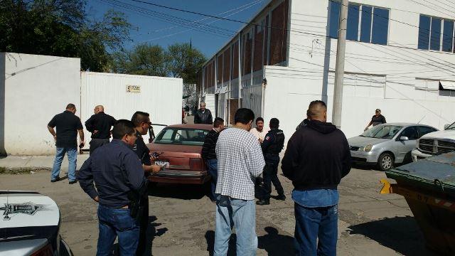 ¡Asaltaron a otros 3 cuentahabientes en Aguascalientes y los despojaron de $94 mil!