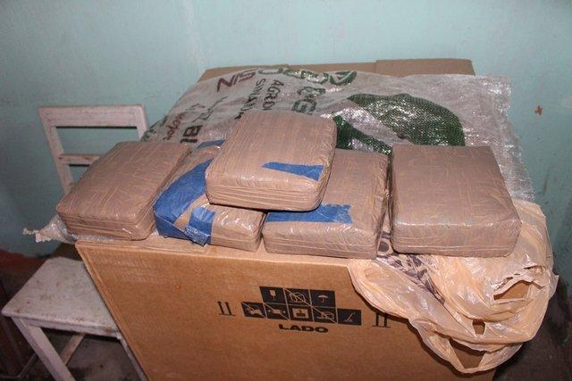 ¡Golpe al narcomenudeo en Aguascalientes: detuvieron a traficante y le catearon 2 casas!