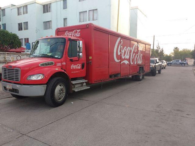 ¡Un repartidor de refrescos fue asaltado y despojado de $30 mil en Aguascalientes!