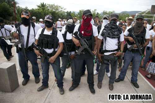 ¡Buscan formar grupos de autodefensa en Aguascalientes!