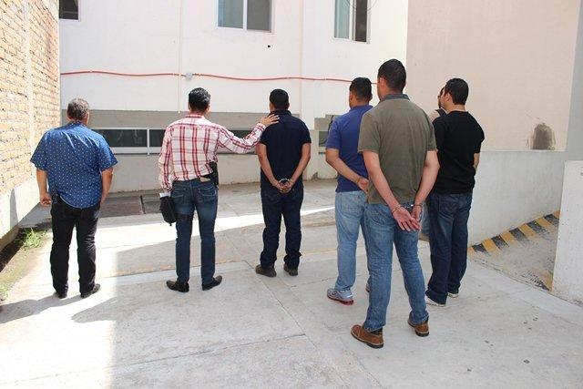 ¡Inician segundo proceso a policías estatales secuestradores en Aguascalientes!