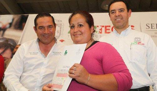¡Tendrá Zacatecas comedores comunitarios y se duplicará el programa 3×1: SEDESOL!
