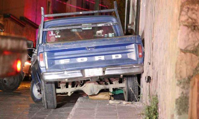 ¡3 ebrios arrollaron a 3 mujeres en Zacatecas: una murió y las otras dos resultaron lesionadas!