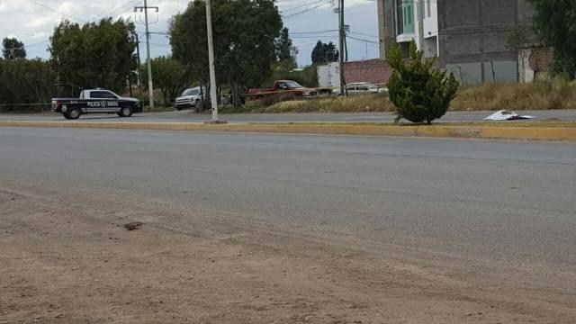 """¡Ancianita murió atropellada por un auto """"fantasma"""" en Guadalupe, Zacatecas!"""