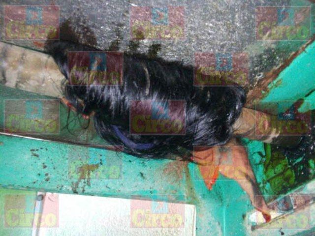 ¡Molino casi le arranca la cabeza a una jovencita en una tortillería en Zapopan, Jalisco!