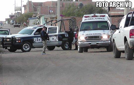 ¡Capturan a policías federales sicarios tras persecución de Policías Municipales en Fresnillo!