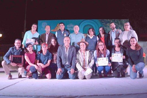 """¡Concluyó con éxito el festival """"De Chicahual… a Calavera"""" en Jesús María!"""