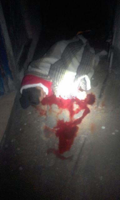 ¡Detuvieron a sujeto que ejecutó a un narcomenudista y ladrón en Aguascalientes!