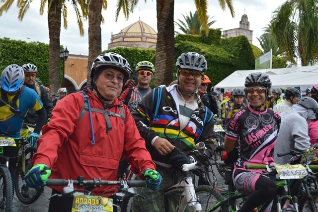 "¡""Rodada de la Guayaba"" en Calvillo continúa combinando impulso turístico con deportivo!"